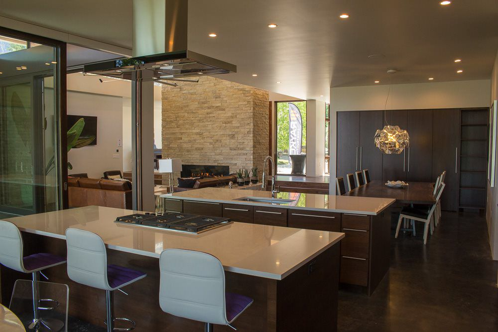 Rock Canyon Home by Raykon Construction